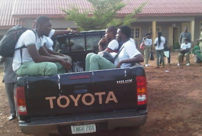 nysc corper indian hemp sokoto