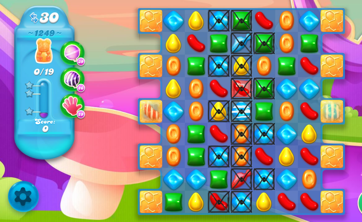 Candy Crush Soda Saga level 1249