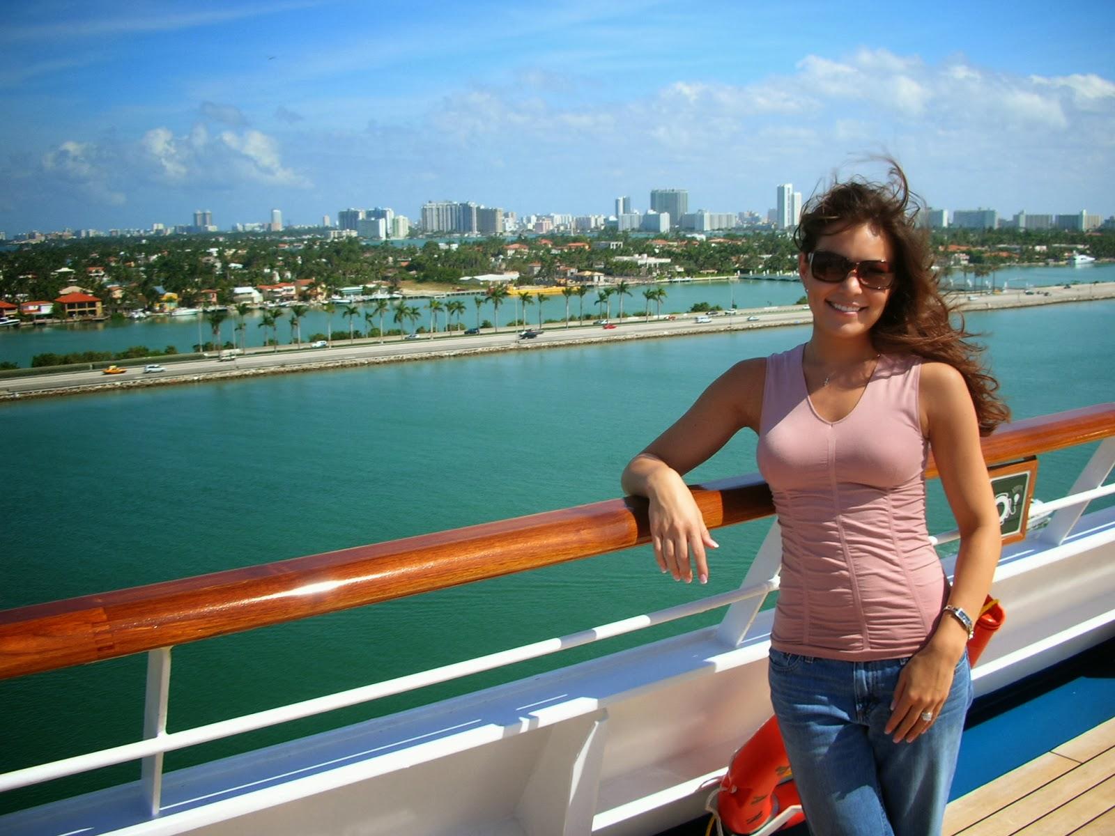 Our Honeymoon Cruise