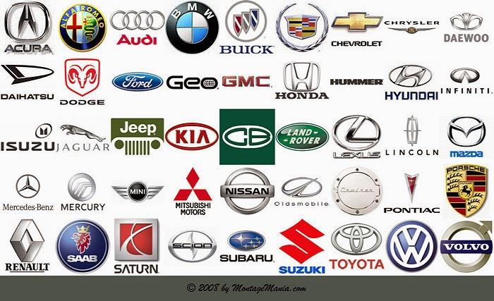 Car Insurance: All Car Logos