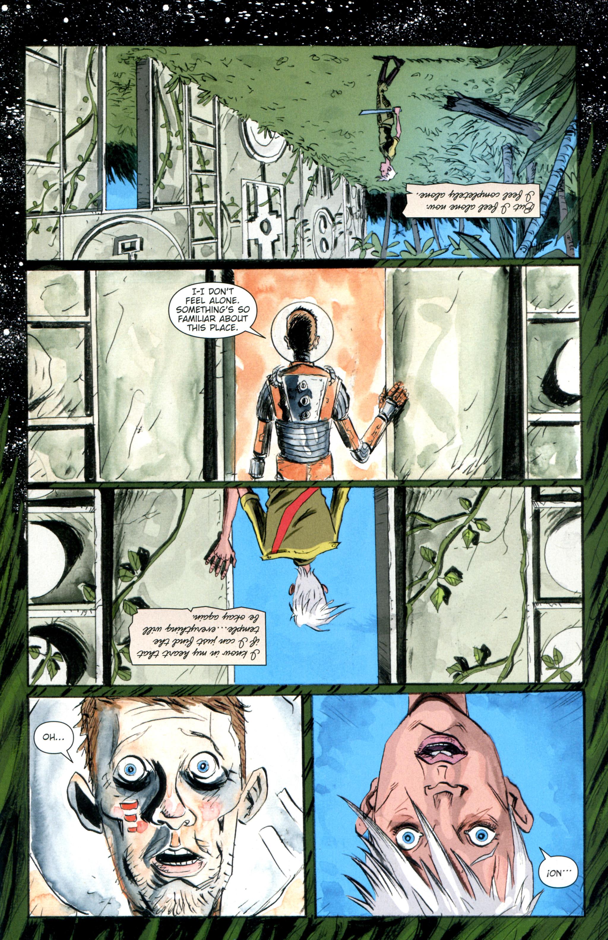 Read online Trillium comic -  Issue #6 - 20