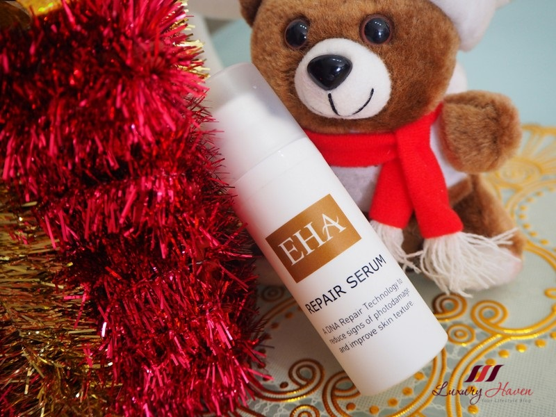 eha dna repair serum reduce signs of photodamage