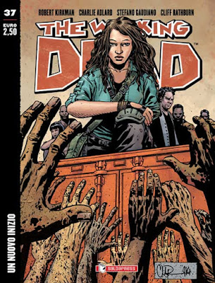 The Walking Dead #37 - Un nuovo inizio