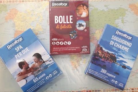 PROMO€RISPARMIO: Vinci gratis cofanetti RegalBox con Promozione Viaggi