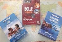 Logo Vinci gratis cofanetti RegalBox con Promozione Viaggi