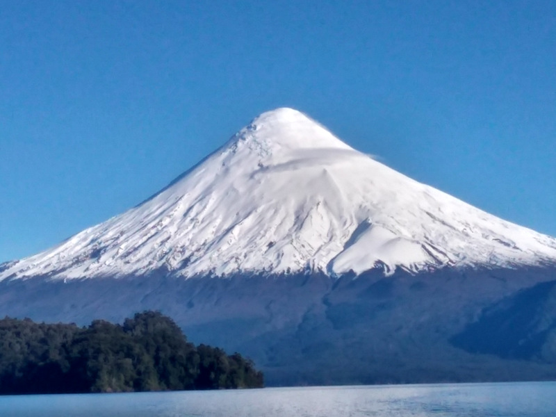 Vulcão Osorno Chile