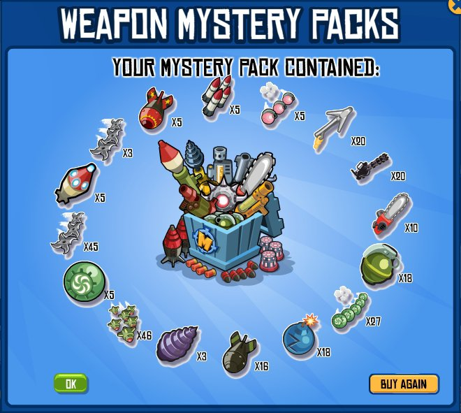 Wild Ones Cheat Weapon and Item Hack