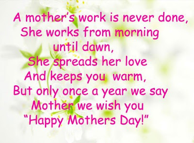 Mother's Day Quotes On Greeting Cards
