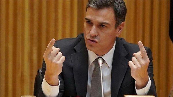 Sánchez promete no aceptar autodeterminación de Cataluña