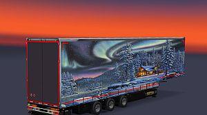 V2 Jumbo Winter pack trailers