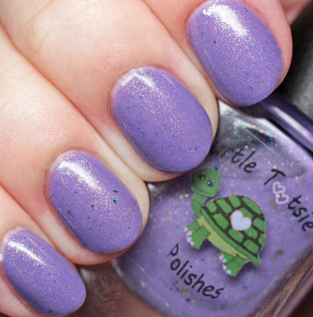 Turtle Tootsie Polishes Stellar