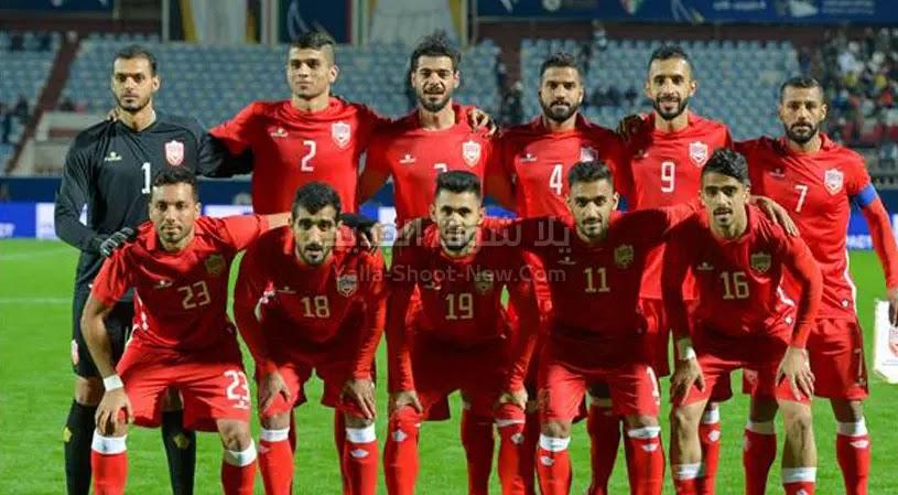 العراق Vs البحرين