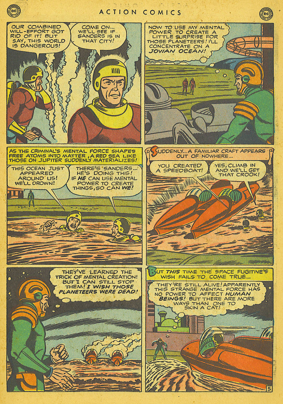 Read online Action Comics (1938) comic -  Issue #142 - 20