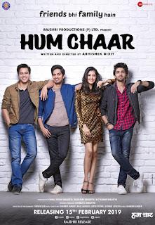 Hum chaar 2019 Download 720p PRE-DVDRip