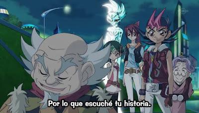 Ver Yu-Gi-Oh! ZEXAL Temporada 1: Carnaval Mundial del Duelo - Capítulo 44