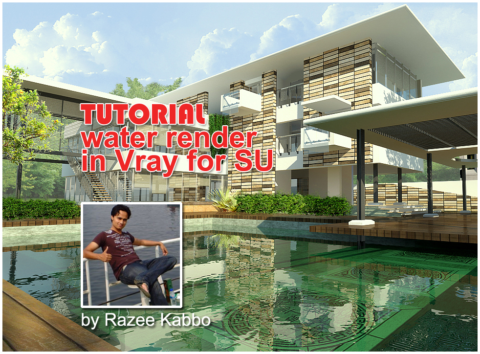 Wallpaper dinding sketchup - Vray exterior rendering settings pdf ...