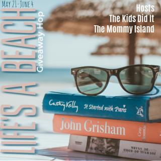 NaturalHairLatina: Life's A Beach 2019 Giveaway Hop