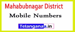 Achampeta Mandal Sarpanch Wardmumber Mobile Numbers List Part I Mahabubnagar District in Telangana State