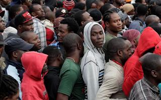 Haitians At Border Down 97% As Trump Crackdown News Spreads