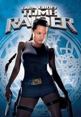 Film Tomb Raider Lara Croft - Freemason illuminati