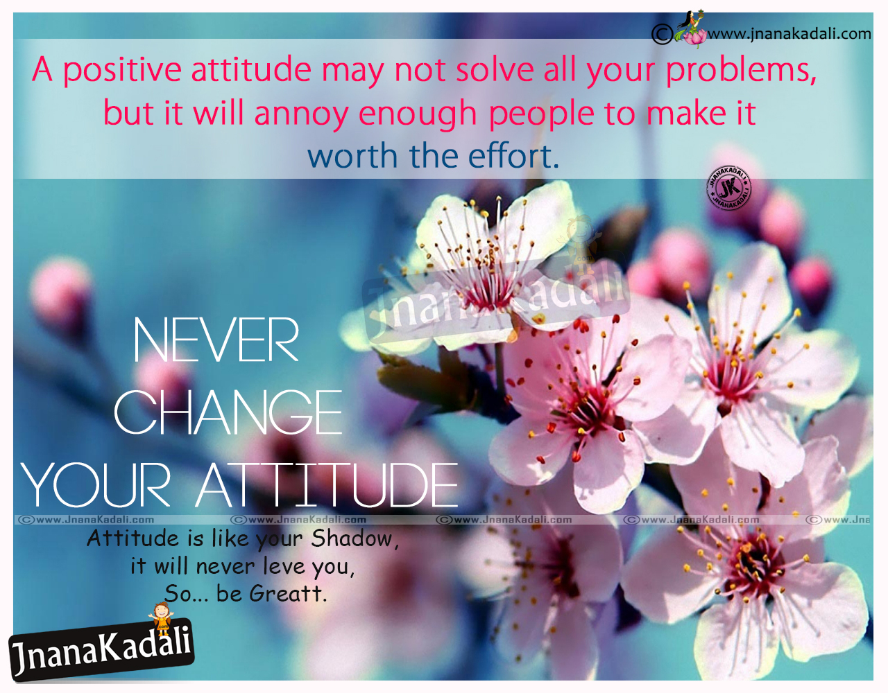 English Attitude Quotes And Messages Online Jnana Kadali