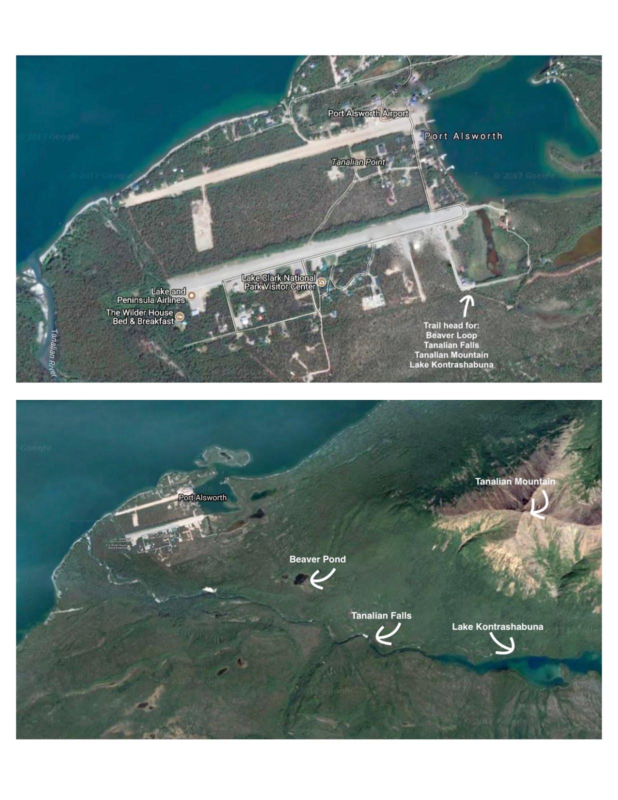 Port Alsworth Alaska Map.Lake And Pen Air Unlocking Alaska Port Alsworth To Do List Maps