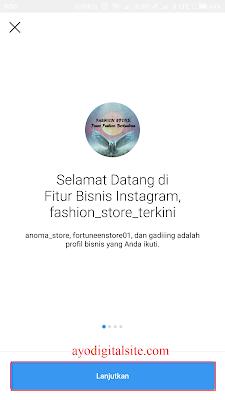 Cara Sederhana Membuat Akun Instagram Bisnis dan Mengoptimasinya