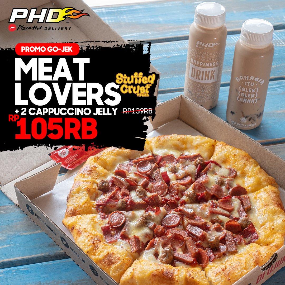 PHD - Promo Harga Spesial Beli PHD Pakai GO-FOOD Mulai 105 Ribuan (s.d 05 Des 2018)