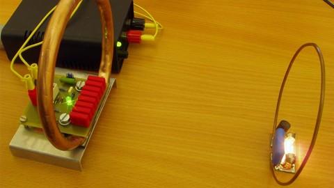 PIC Microcontroller Wireless Power Transmission - udemy