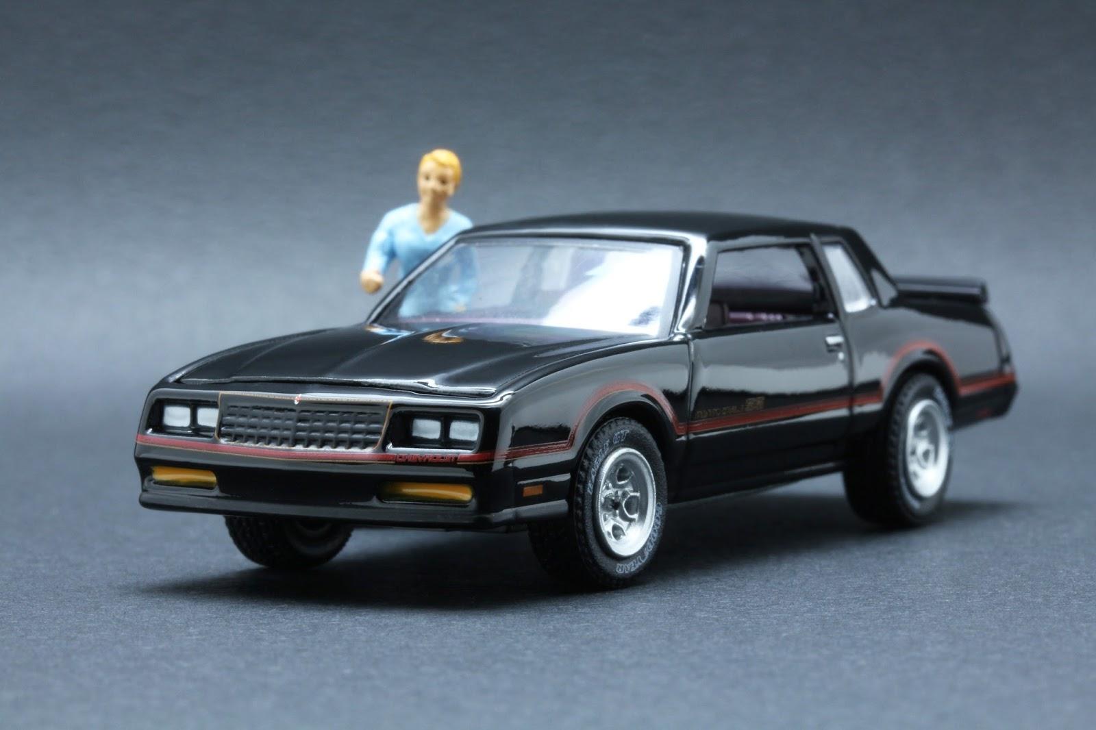 Diecast Hobbist 1985 Chevrolet Monte Carlo Ss