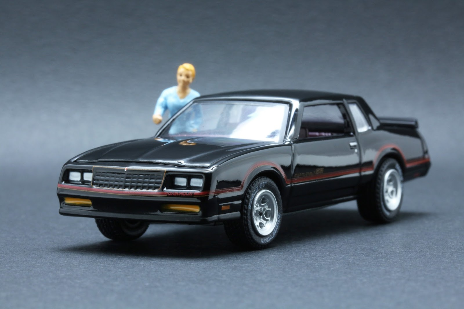2016 Monte Carlo Ss >> Diecast Hobbist: 1985 Chevrolet Monte Carlo SS