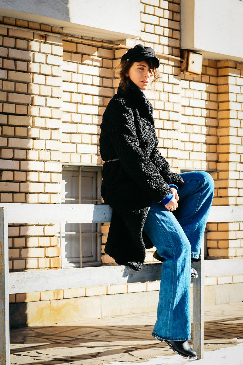 модный блогер Gilochka