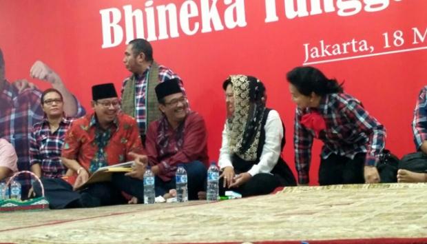 Djarot Sebut Pimpin Jakarta Itu Gampang