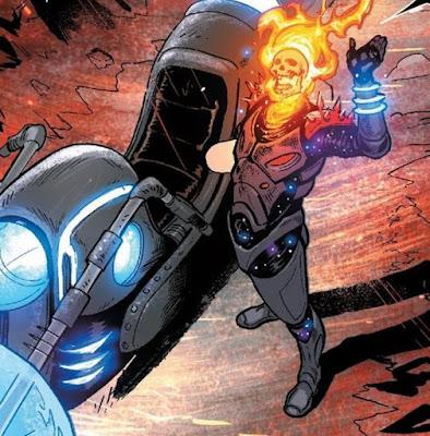 Presentado el nuevo Motorista Fantasma (Ghost Rider) - Marvel Comics