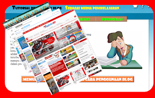 Aplikasi Panduan Tutorial Pembuatan Blog Sebagai Media Untuk Guru Portable