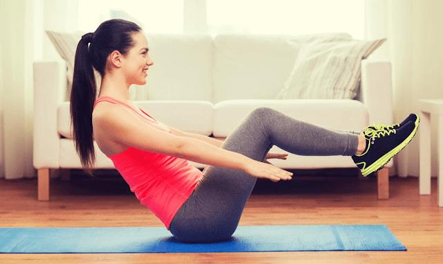 Gerakan olahraga agar terlihat Tinggi dan Langsing