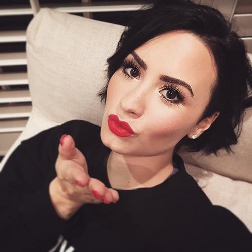 Demi Lovato Pelada
