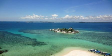 Pulau Lengkuas di Belitung sejarah pulau lengkuas di belitung pulau lengkuas di bangka belitung