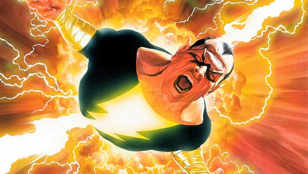 Black Adam según Alex Ross