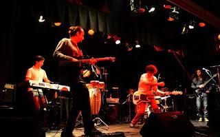 Homenaje a Jaco Pastorius y Frank Zappa en Villa Victoria, Buenos Aires - Argentina / stereojazz