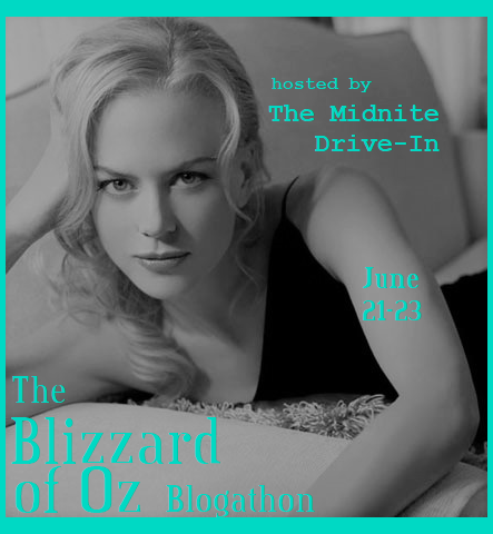 The Blizzard of Oz Blogathon, June 21-23