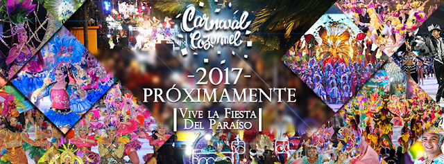carnaval cozumel 2017