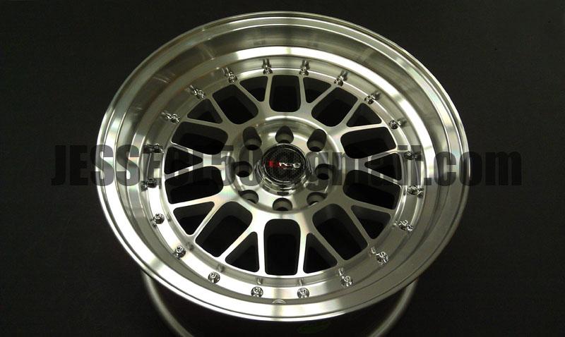 Drag Wheels Dr 44 Lm Rep 54 Low Offset 4x100 15x8 25