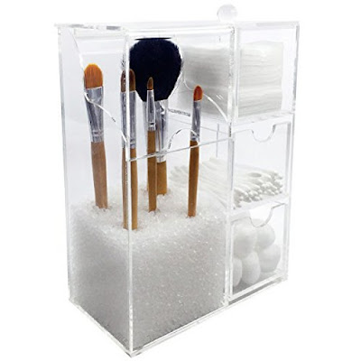 Shop Nile Corp Wholesale Acrylic Makeup Brush Holder Cosmetic Organizer Storage Case Box