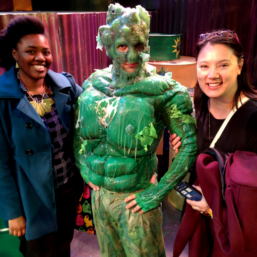 Jaquetta, Toxie, Nikki | The Toxic Avenger | Horizon Theatre