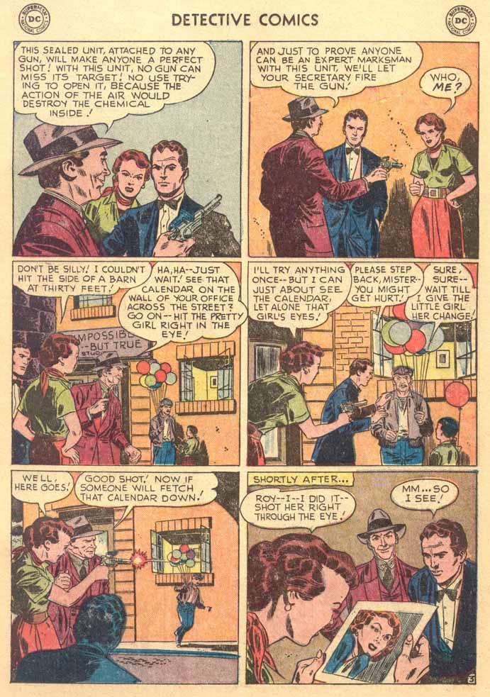 Read online Detective Comics (1937) comic -  Issue #191 - 19
