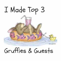 Gruffies and Guests Top 3