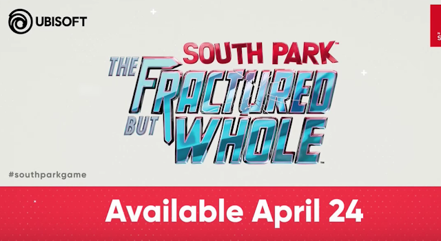 South Park: The Fractured but Whole y Okami HD llegan a Nintendo Switch