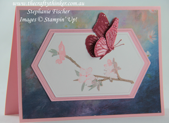 #thecraftythinker  #stampinup  #sneakpeek2019annualcatalogue #butterflywishes #stitchednestinglabels #cardmaking , 2019 Annual Catalogue, Sneak Peek, Perennial Essence, Butterfly Wishes, Stitched Nesting Labels, Stampin' Up! Australia Demonstrator, Stephanie Fischer, Sydney NSW