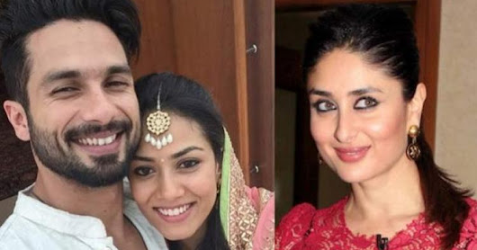 Is Mira Rajput Jealous of Kareena Kapoor?